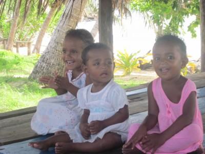 Fijian Dolls