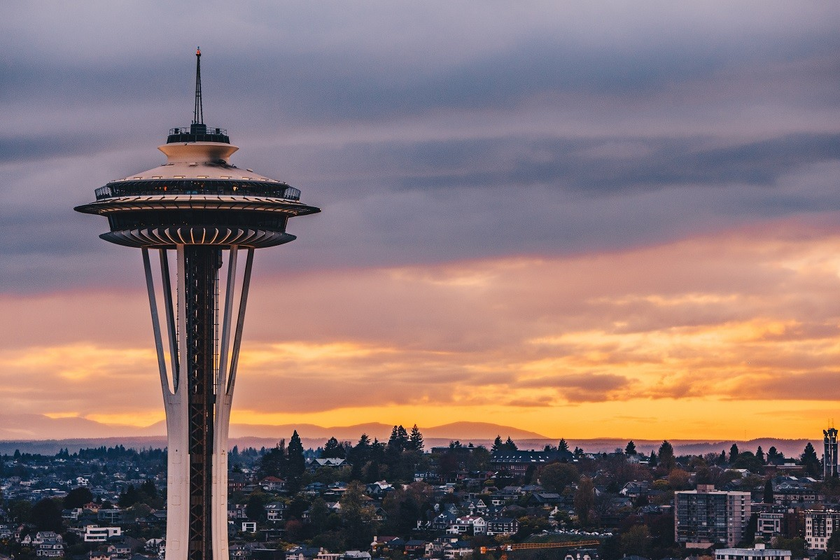 Air France flying to Seattle summer 2018