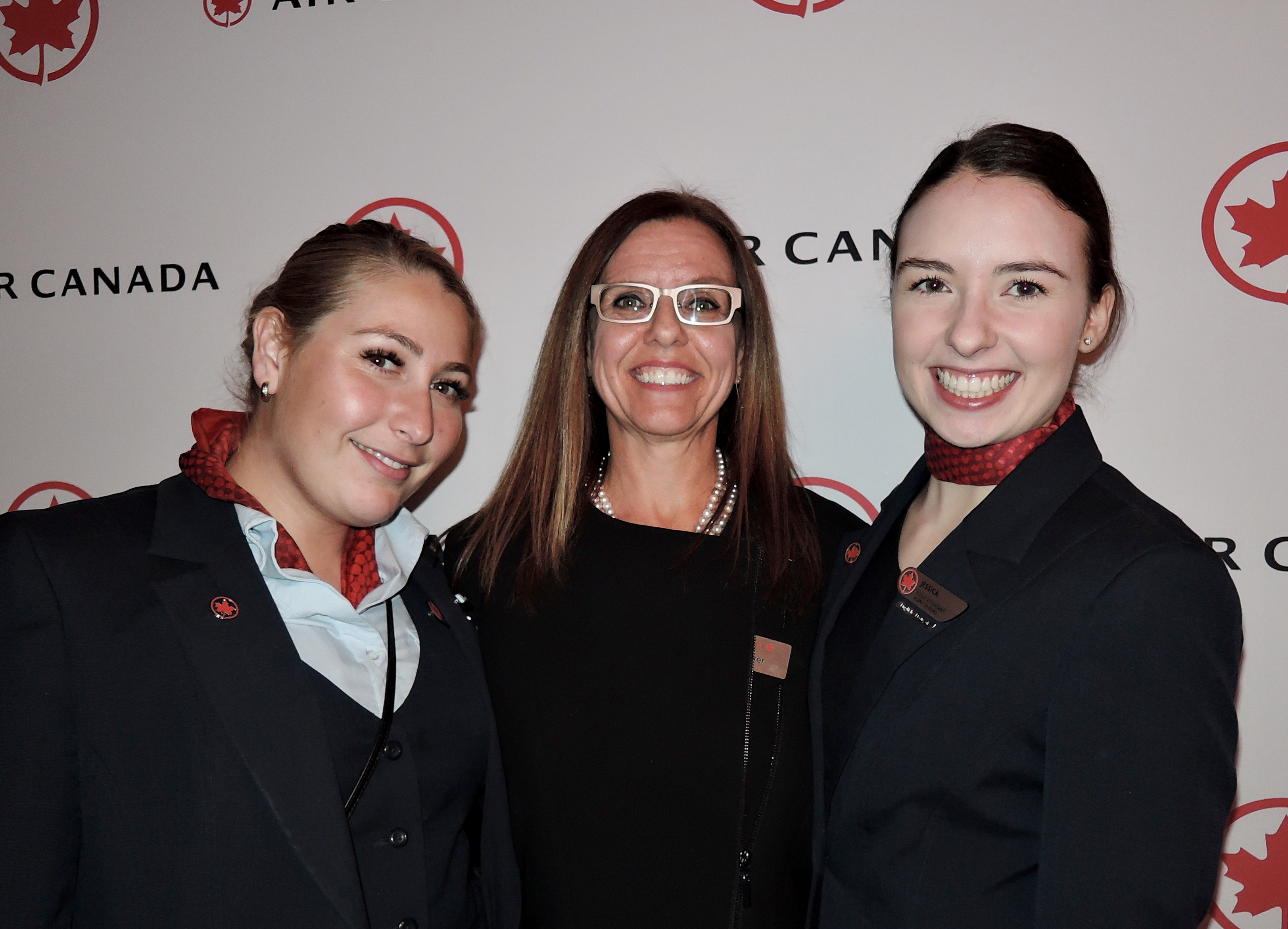 Air Canada celebrates YVR expansion