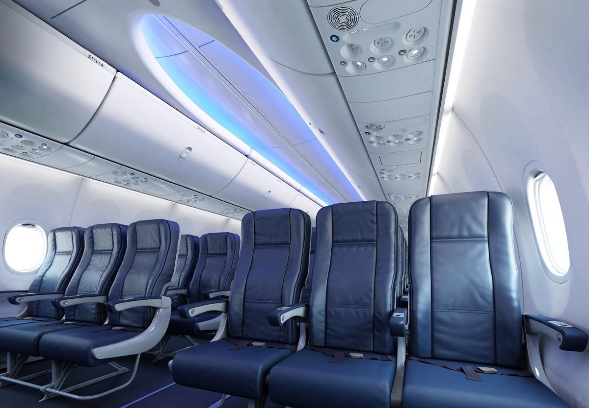 WestJet reveals Boeing 737 MAX
