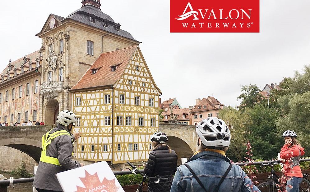 Avalon Waterways announces contest winners