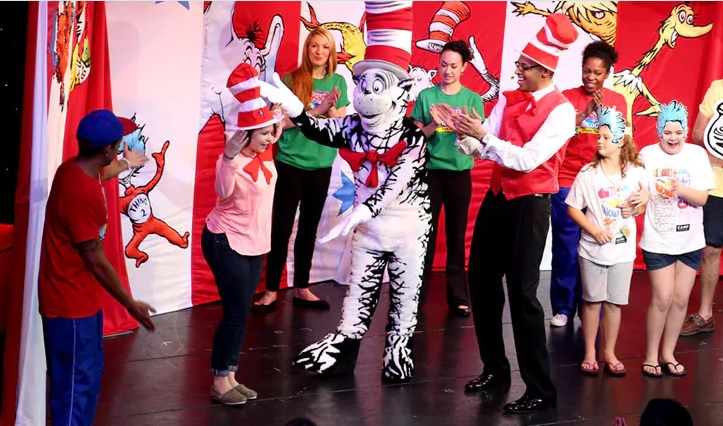 Carnival and Dr. Seuss host annual kindness campaign
