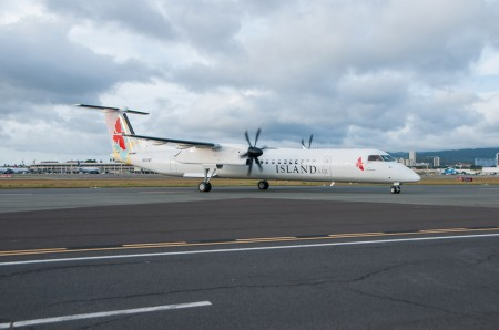 Island Air files for bankruptcy protection