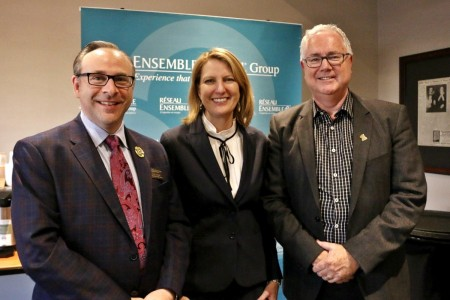 Ensemble, Carnival sign preferred partnership
