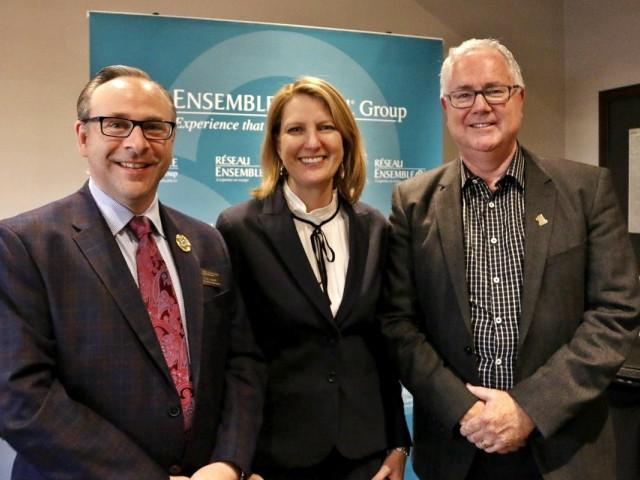 Ensemble, Carnival sign preferred partnership