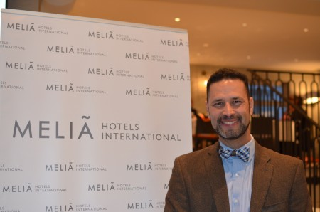 Dinner and cocktails with Melia Hotels International in Calgary