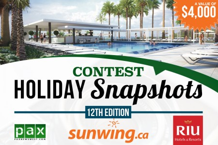 Cast a vote in our Holiday Snapshots contest!