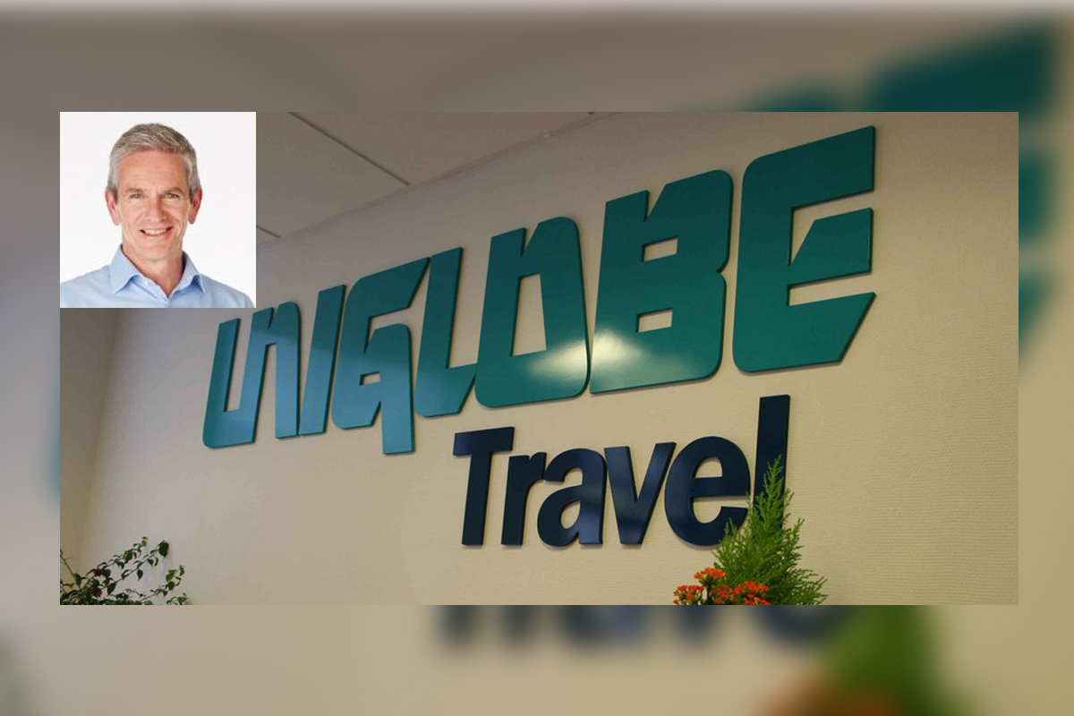 Uniglobe names David Hughes new managing director for Asia Pacific