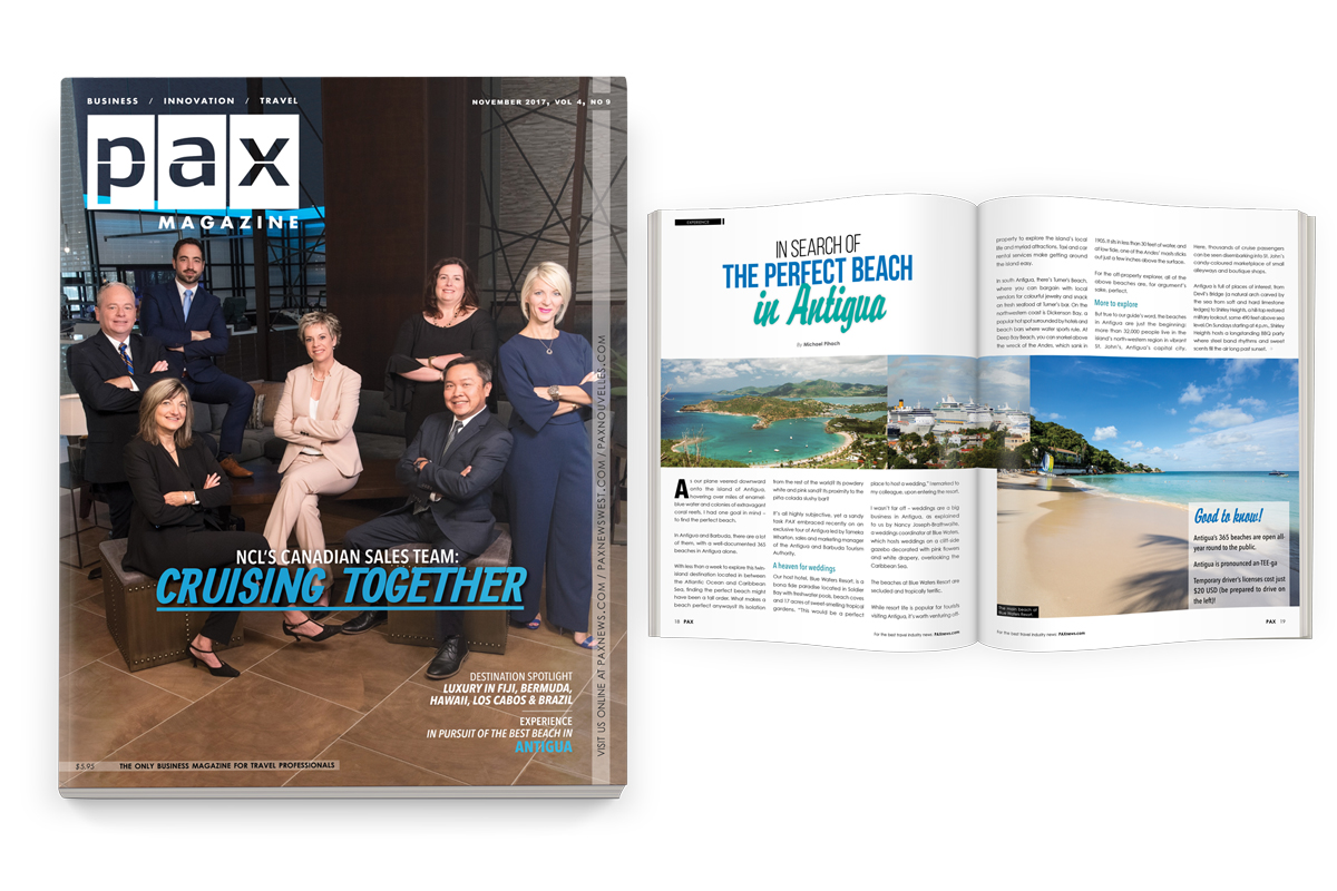 NCL's Dana Gain talks teamwork in November's PAX