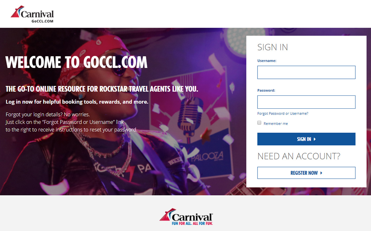 Carnival's GoCCL gets an upgrade