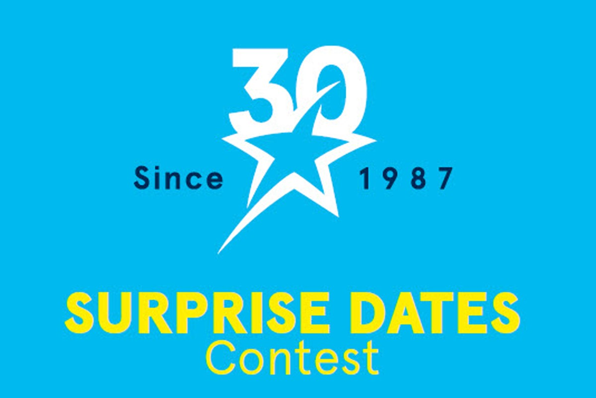 Last chance to win with Transat's Surprise Dates!