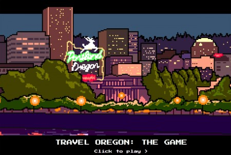 Travel Oregon: The Game now online