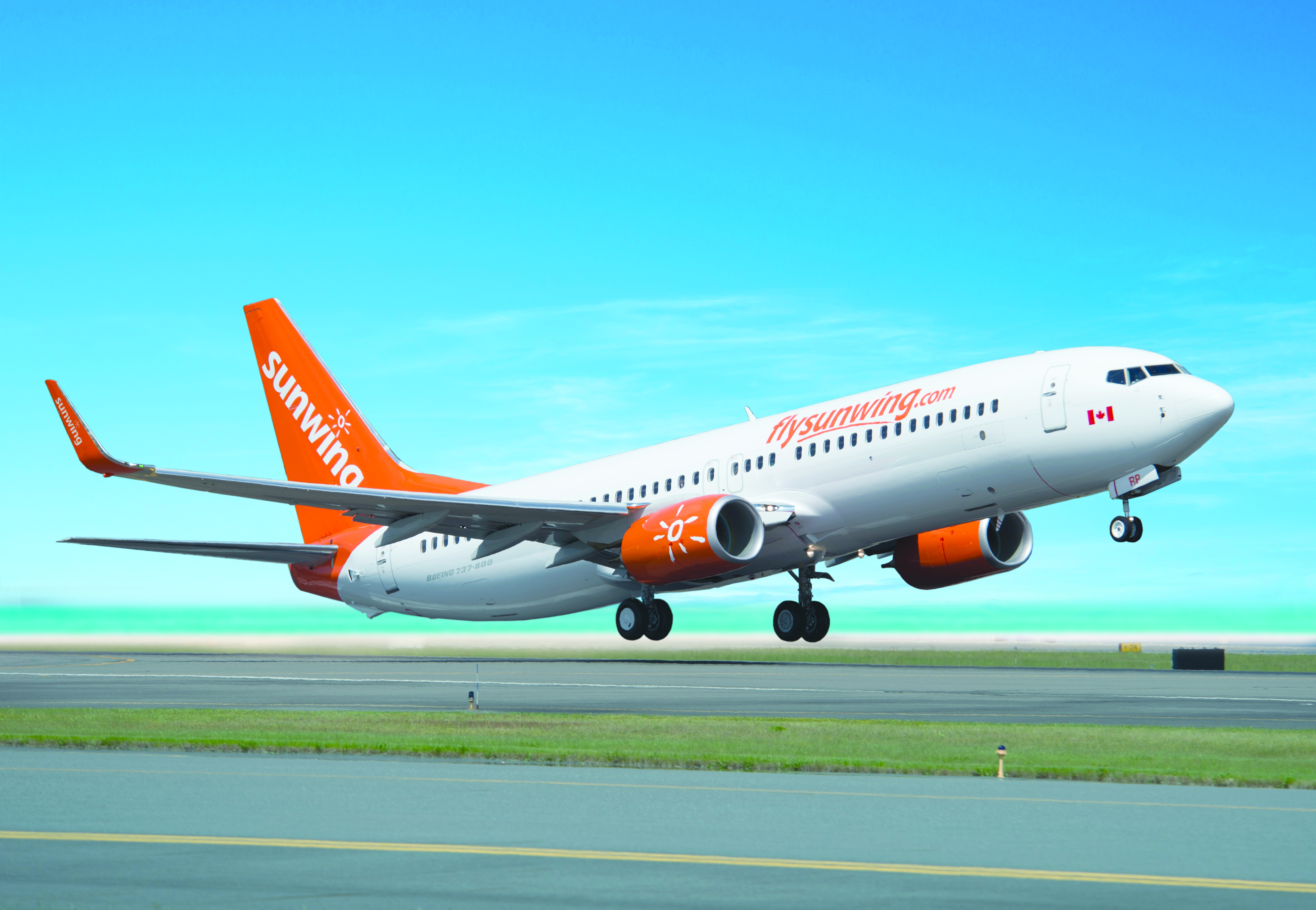 Sunwing flying direct from Vancouver to Montego Bay