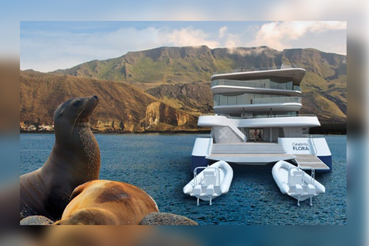 Celebrity's Flora to cruise the Galapagos