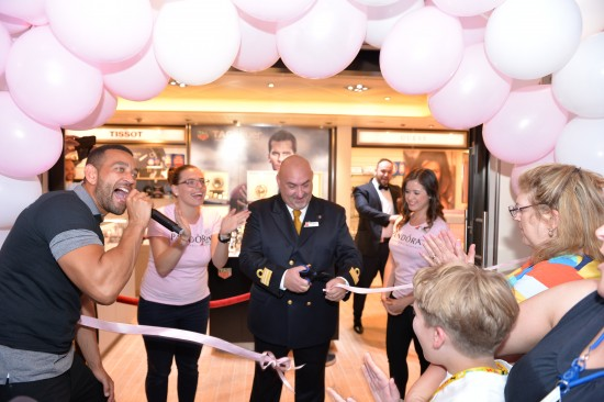 Carnival expands onboard shopping experiences
