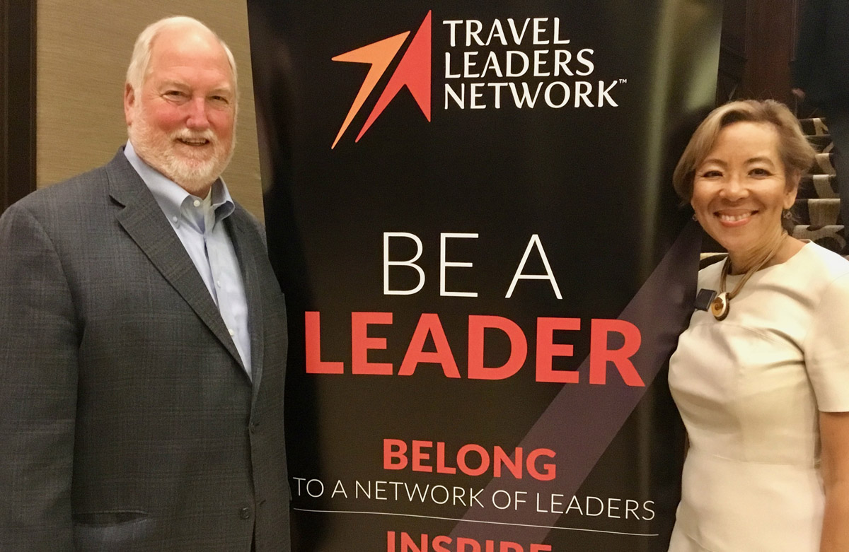 Q & A with Travel Leaders execs