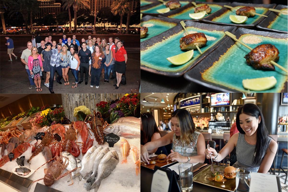 Lip Smacking Foodie Tours highlights Las Vegas gastronomy