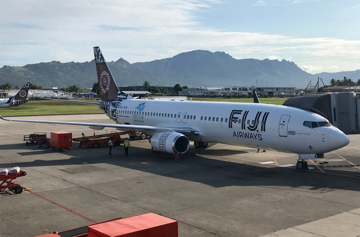 Fiji Airways teams with Travelport for new app