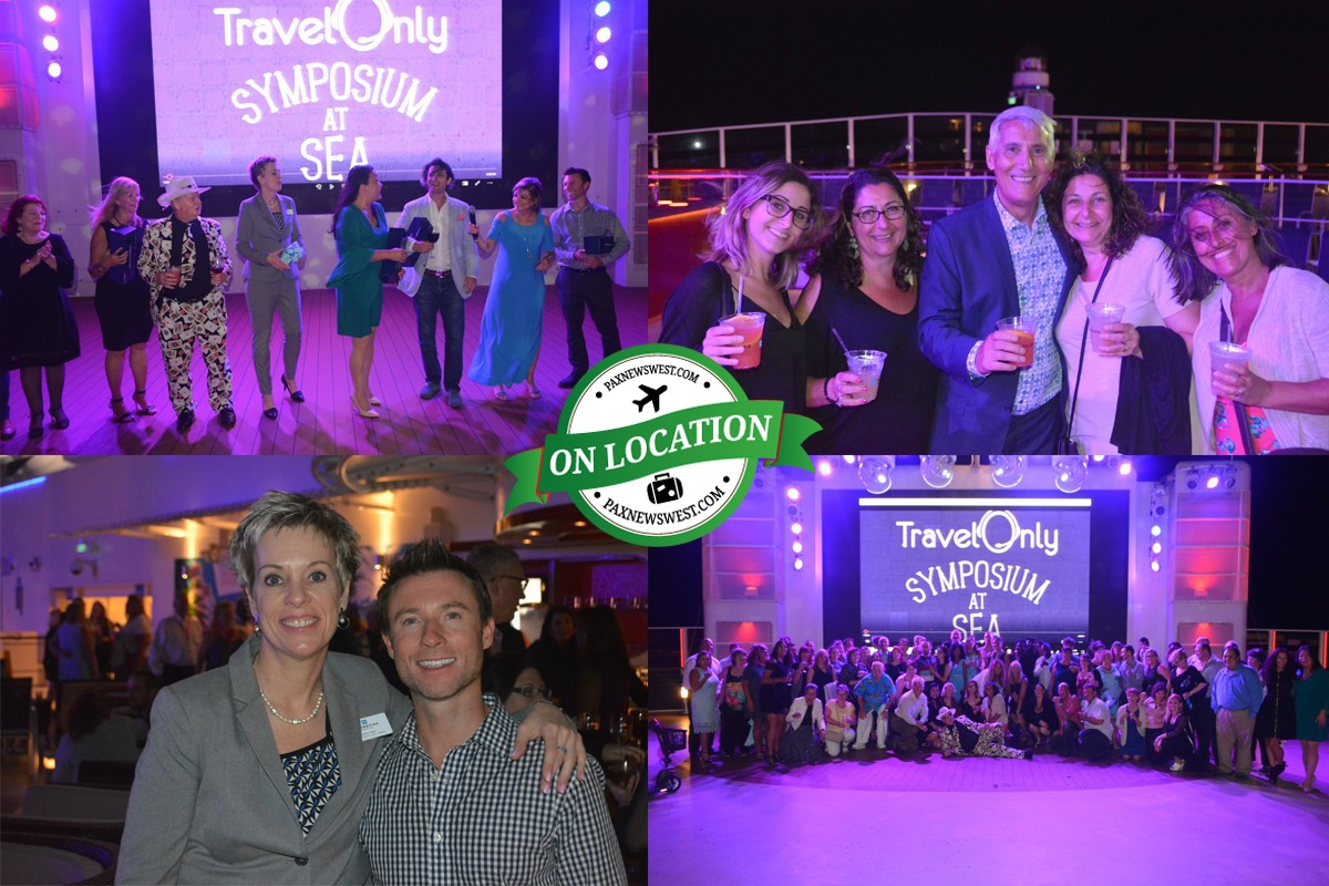 [VIDEO] TravelOnly's Symposium at Sea a success