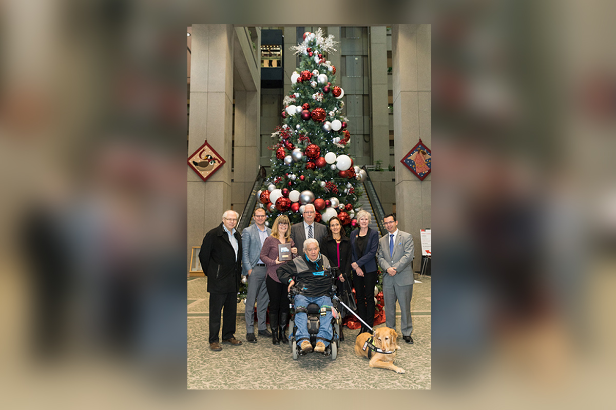 YYC honoured for making travel accessible