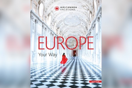 ACV's new Europe brochure ready to book