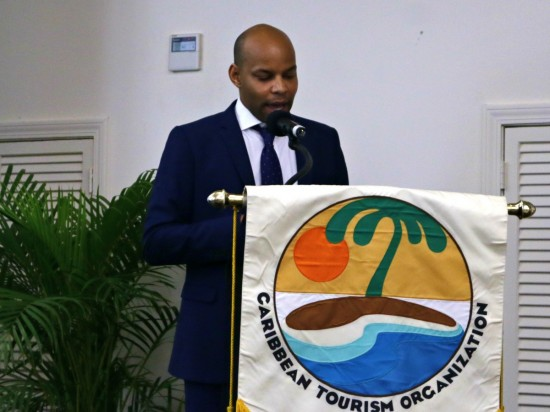 CTO discusses climate change in St Kitts