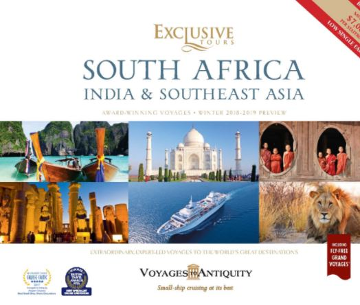Voyages to Antiquity 2018-2019 South Africa