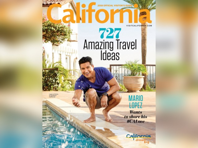 Hundreds of California travel ideas in 2018 Visitors' Guide