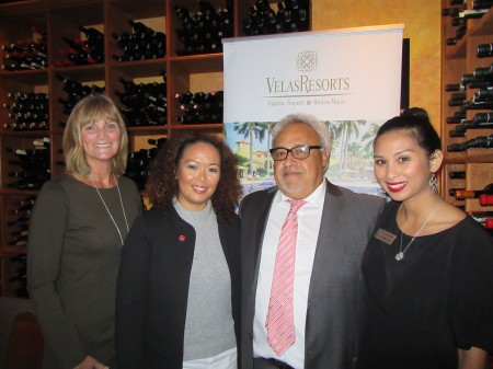 ACV and Velas Resorts talk luxury in Vancouver