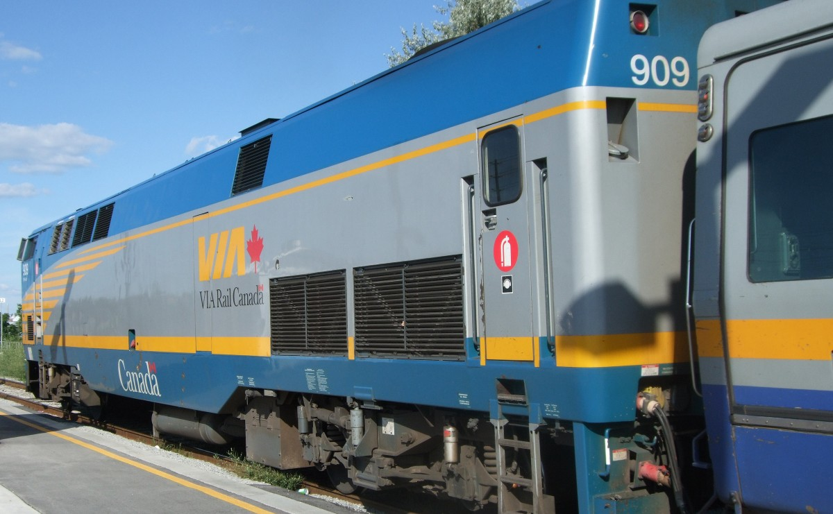 VIA Rail reaches record numbers over the holidays