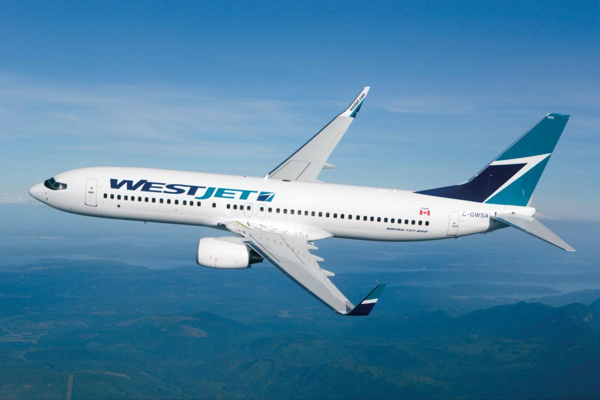 WestJet announces record load factor of 83.6% for December
