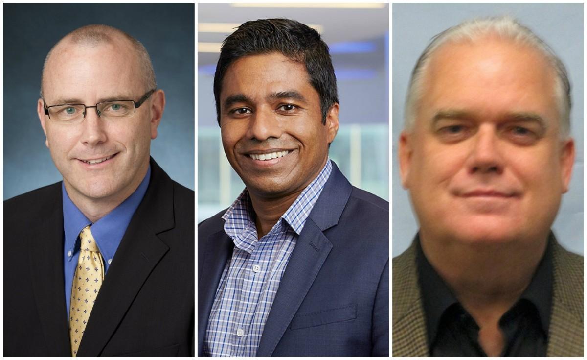 Three new VPs at WestJet