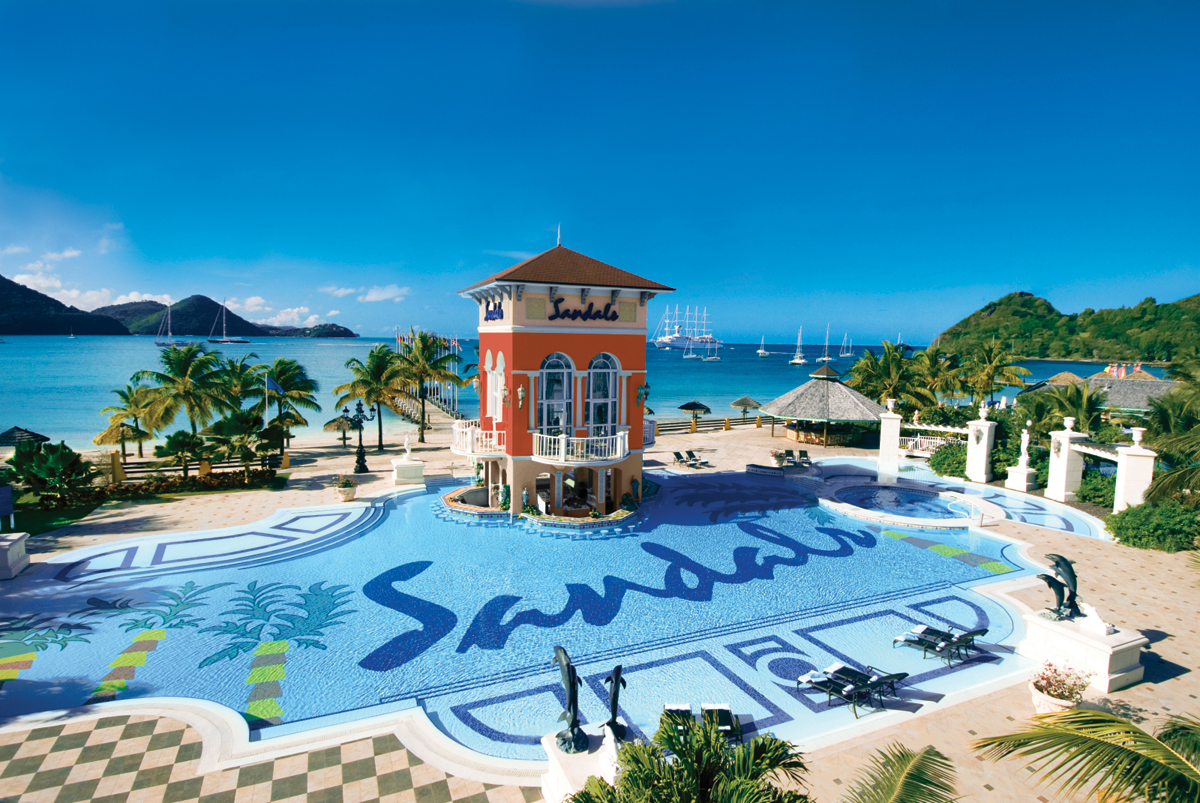 Agents can earn a bonus on Sandals bookings this winter