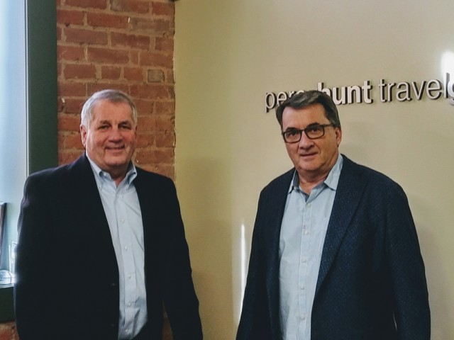 Vision expands in Western Canada with Percy Hunt acquisition