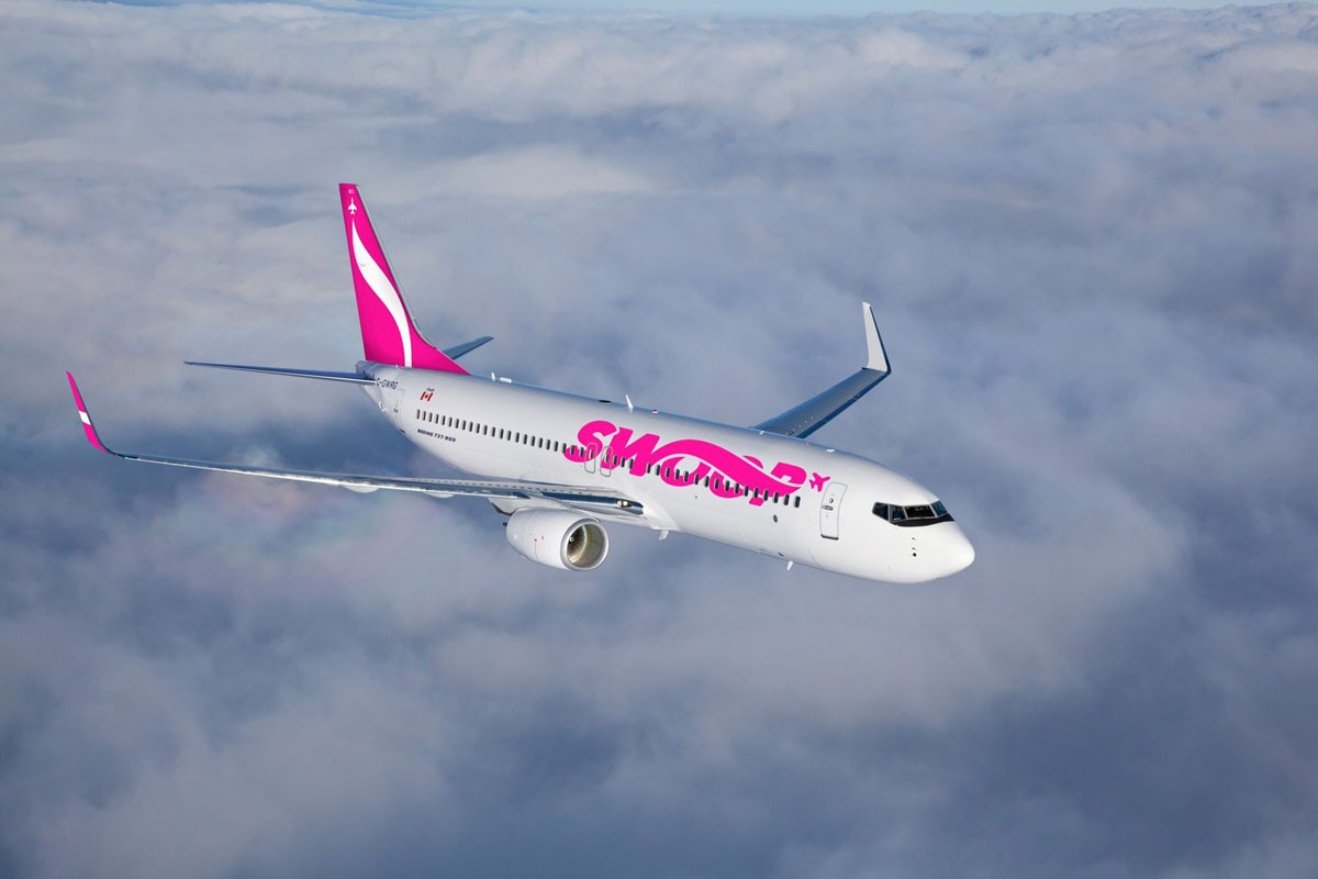 Swoop to fly June 20; routes & fare schedule revealed