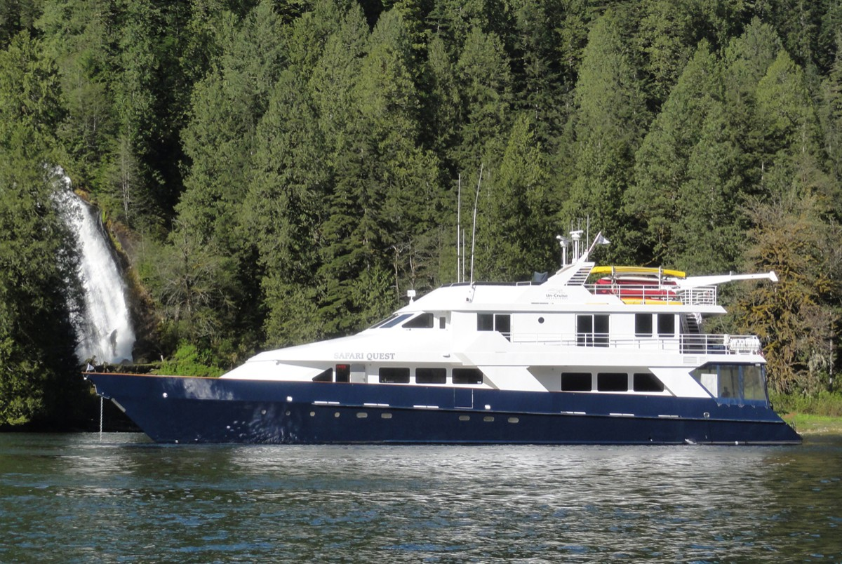 UnCruise expands Alaska land offerings for 2018