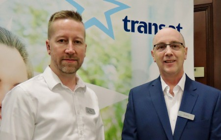 Transat showcases Europe to Vancouver agents