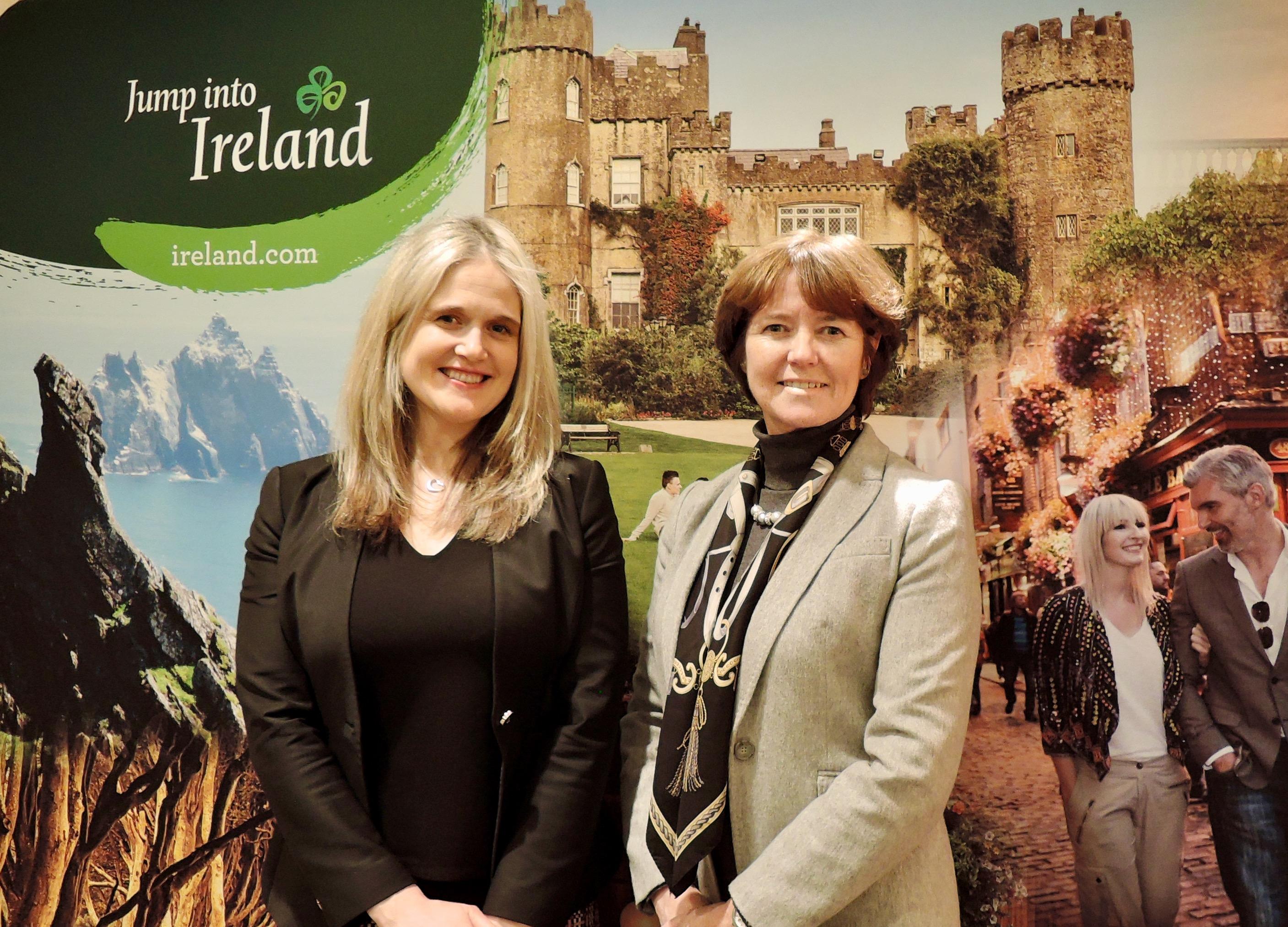 Tourism Ireland celebrates Canadian success