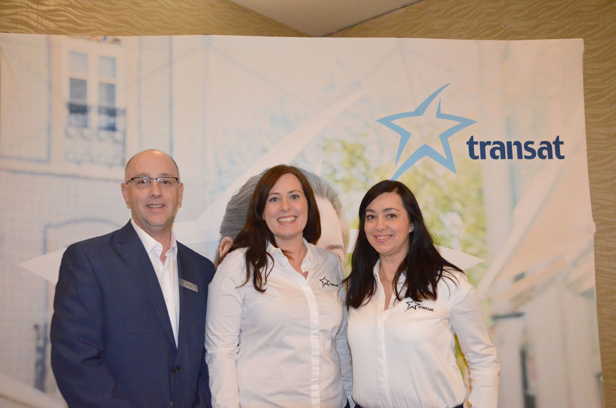 Transat's Europe Training Academy wraps up in Calgary