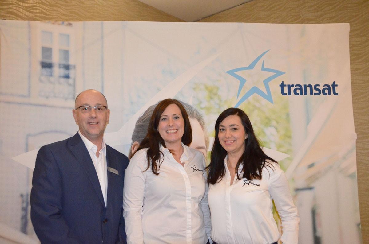 Transat's Europe Training Academy wraps up in Calgary