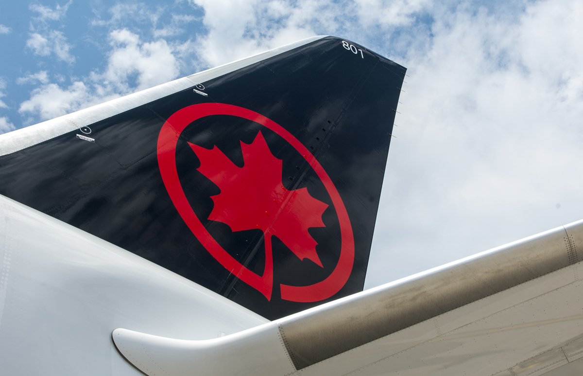 Air Canada's 2017 financials posted