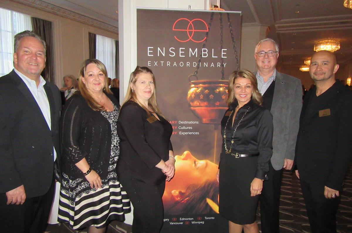 Ensemble takes Vancouver from ordinary to EXTRAORDINARY