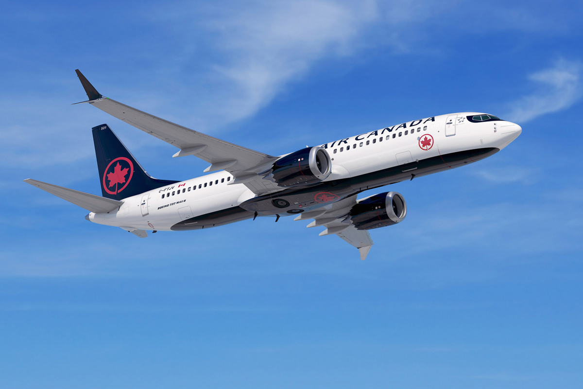 New & expanded Western Canada sun flights coming from Air Canada