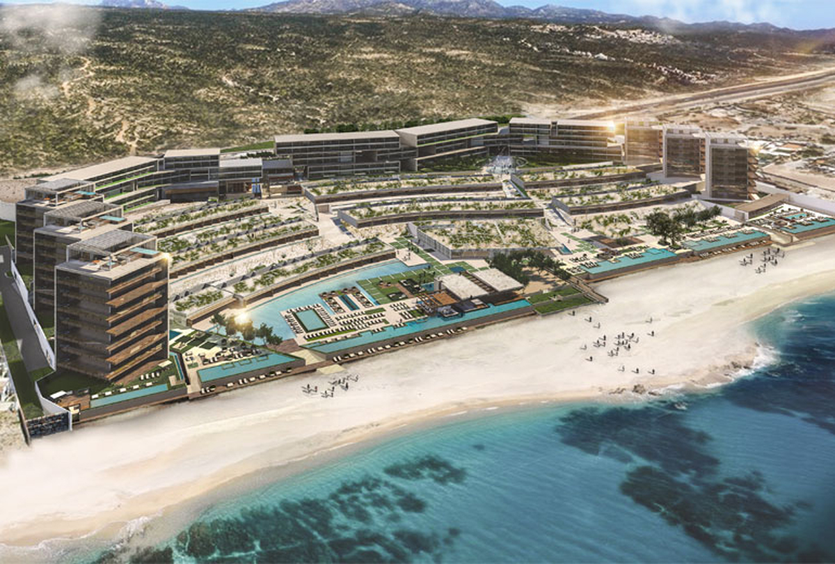 Luxury Collection's Solaz Resort to debut in June