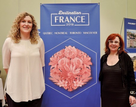 Atout France celebrates 2016 numbers in Vancouver