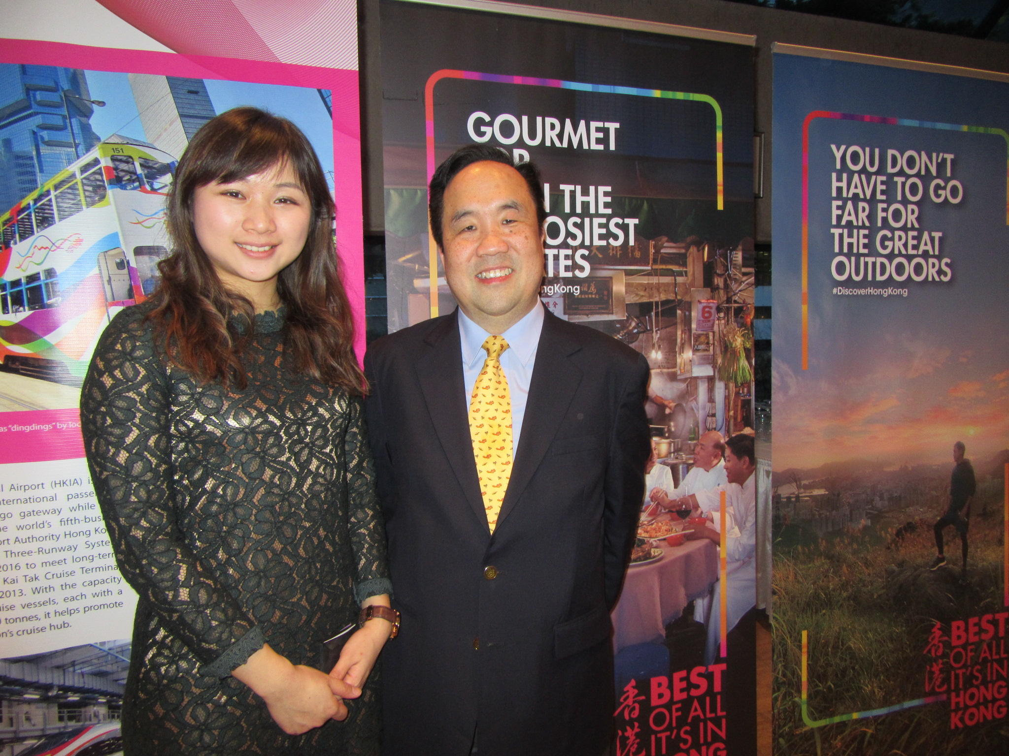 Hong Kong Tourism Board celebrates New Year with lucky numbers