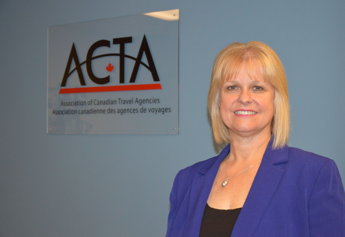PAX speaks with ACTA's Paradis at Vancouver Travel Marketplace