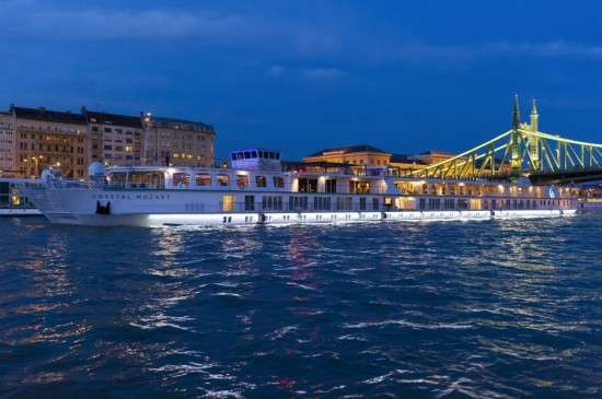 Crystal River Cruises reveals 2018/2019 Atlas; expands fleet to 5