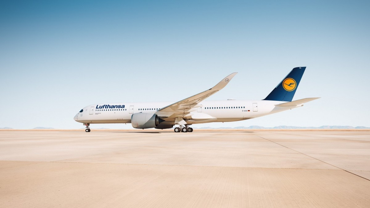 Lufthansa boards 350 passengers in 20 minutes with LAX biometrics test