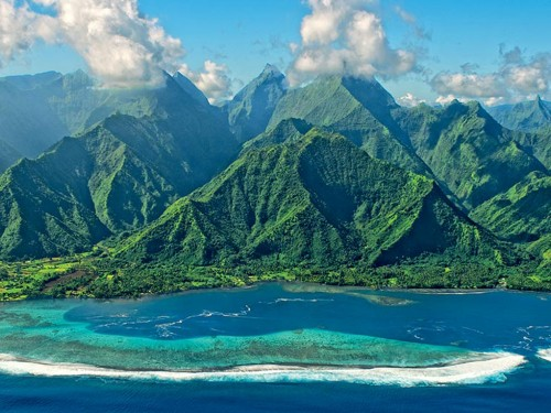 New 2018 itinerary, shore excursions for Paul Gauguin